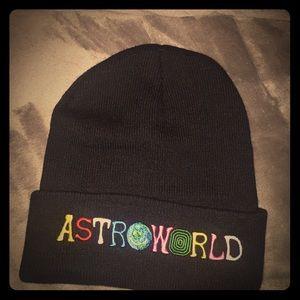 Other - Astroworld beanie. Brand new.